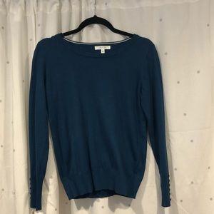 BRAND NEW blue cardigan, Size L